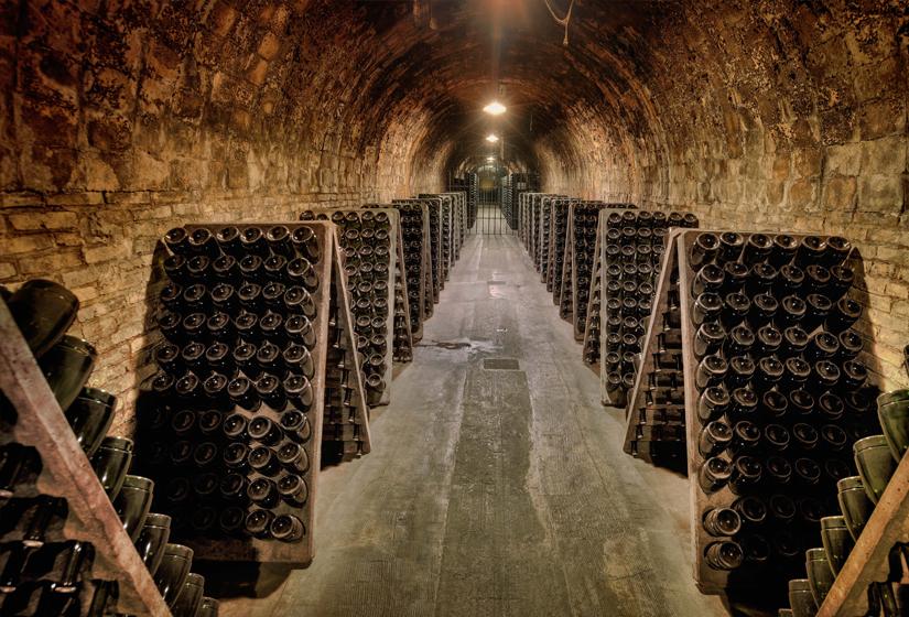 light in the cellar