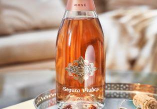 Cava rosado Brut Rosé