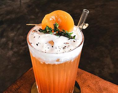 cocktail ruby velvet